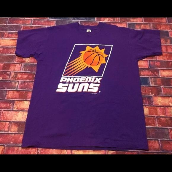 Fruit of the Loom Other - Phoenix Suns Vintage NBA T-shirt Men s Size XL e2964fa8d